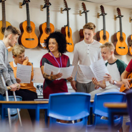 Gediplomeerde docenten Muziekschool Den Bosch